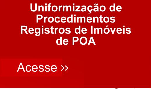 UNIFORMIZA��O DE PROCEDIMENTOS