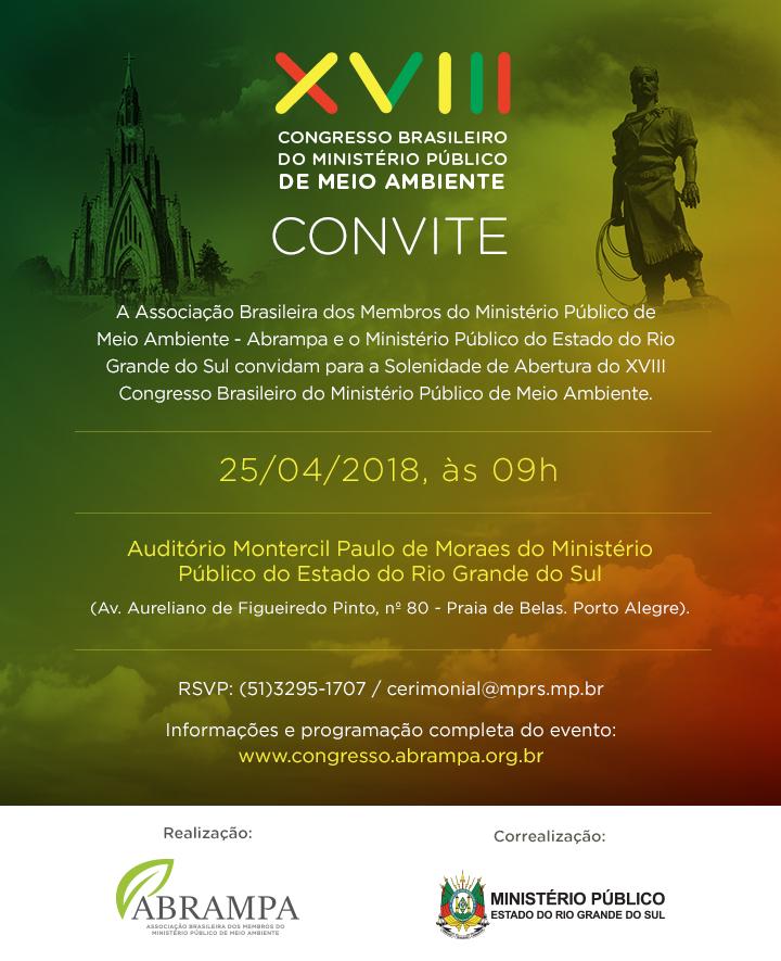 Convite Abertura